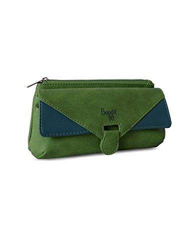 Baggit Lmp Halftone N Seafoam Green Women's Mobile Pouch (8903414576128)