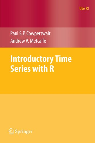 Top Books on Time Series Forecasting With R