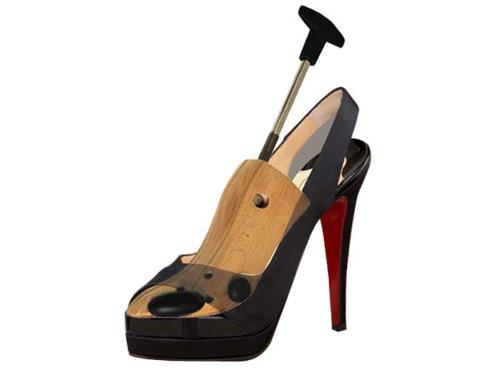 Footfitter Premium 3″- 6″ High Heel Shoe Stretcher (Women's Large (8 – 10.5))