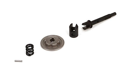 Vaterra 232055 Slipper Hub Spring Shaft: Hal - 1