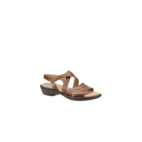 Naturalizer Women's Valentina Casual Sandal,Coffee Bean,4 M US