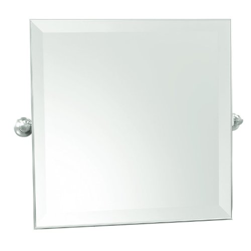 Tilting Mirror Hardware front-412424