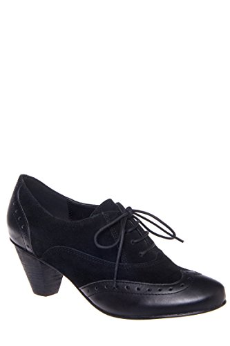 Monte Low Heel Oxford