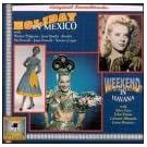Holiday In Mexico (1946 Film) / Weekend In Havana (1941 Film) [2 on 1]