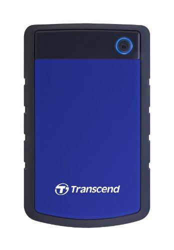 Transcend 2TB StoreJet 2 5-Inch Portable Hard Disk Drive