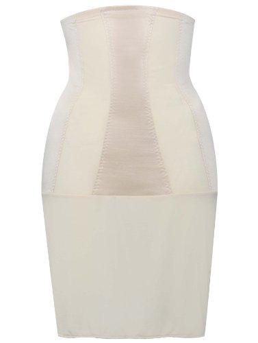 Womens Shapewear Slimming Control Waist Cincher Slip Nude 12