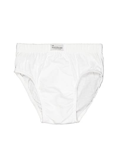 ABANDERADO Pack x 6 Slips Blanco