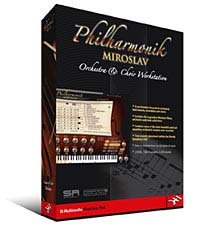 IK Multimedia Miroslav Philharmonik Orchestra Virtual Instrument Workstation