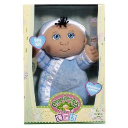 Cabbage Patch Kids Mi primer CPK AA Boy étnico