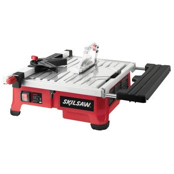 New Factory-Reconditioned Skil 3550-RT 5 Amp 7 in. Wet Tile Saw with HydroLock System