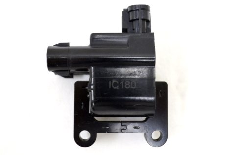 PT Auto Warehouse IC180 - Ignition Coil (Ignition Coil Toyota Camry 1997 compare prices)