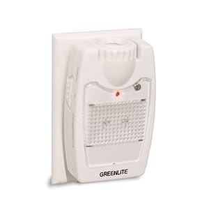 Greenlite NL/WH/3/1/CD/1 - LED 3-in-1 Night Light, Emergency Light, & Flashlight