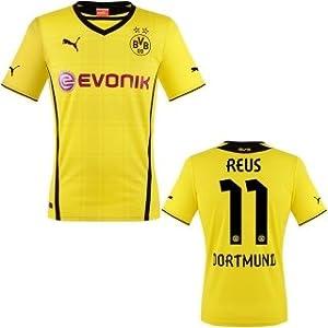 Borussia Dortmund Home Trikot 2013 2014 + Reus 11-L