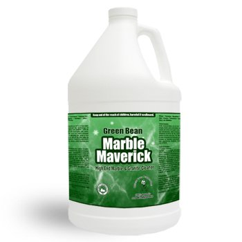 Organic Marble Granite Cleaner And Hardwood Floor Cleaner - Marble Maverick 1 Gallon front-216806