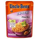 UNCLE BEN'S® Express Pilau Rice 6 x 250g