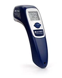 Kintrex IRT0421 Non-Contact Infrared Thermometer with Laser Targeting