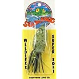 Southern Lure Scum Frog 5/16-Ounce, Watermelon