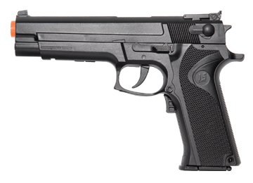 Electric 2023B Fps-120 Full Auto Blowback Airsoft Pistol