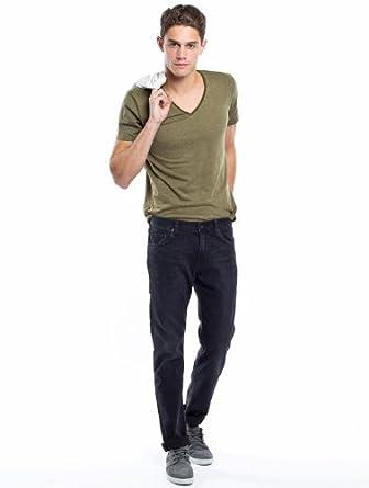 Jeans Eddy Black Worn WeSC W28 L32 Homme