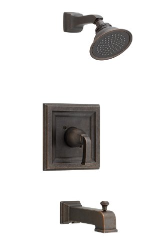 American Standard T555.522.224 Town Square Bath and Shower Trim Kit, Oil Rubbed Bronze (American Standard Trim Kit Bronze compare prices)