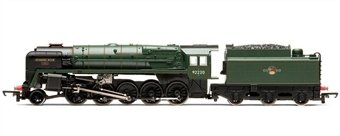Hornby R3097 BR 2-10-0 'Evening Star' Class 9F 40th Anniversary of Hornby Limited Edition of 1000