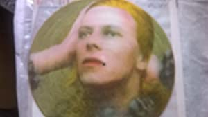 Hunky Dory (Numbered, ltd Ed Picture Disc) [VINYL]