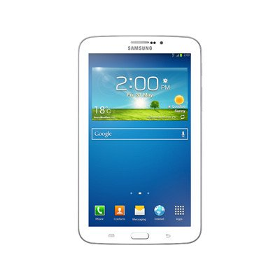 Samsung Galaxy Tab 3 7.0 T211 8GB 3G Android 4.1 Tablet PC - White