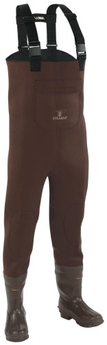 Buy Men's Stearns® 3 1/2 mm Neoprene Lug Sole Chest Waders Brown