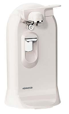 Kenwood CO600 3-in-1 Can Opener with Knife Sharpener and Bottle Opener, 40 Watt