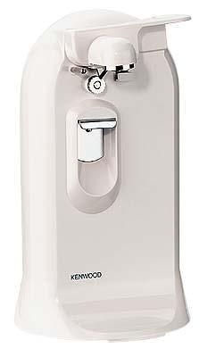 Kenwood CO600 3-in-1 Can Opener with Knife Sharpener and Bottle Opener, 40 Watt