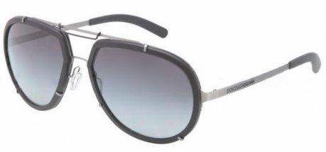 D&G Dolce & Gabbana Aviator sunglasses (dg2132_079/T3_59)