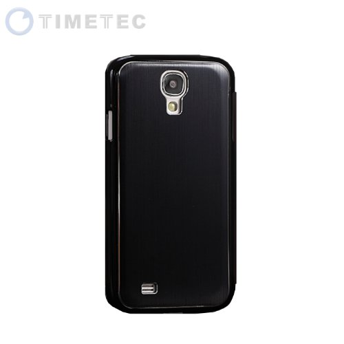 Timetec Slim Hard Case With Metallic Back And Glossy Paint Coating Plastic Edge For Samsung Galaxy Siv S4 I9500 (Compatible With All Samsung Galaxy S4 Models. Compatible Models Include Sprint Samsung Galaxy S Iv, At&T Samsung Galaxy S 4, T-Mobile Samsung