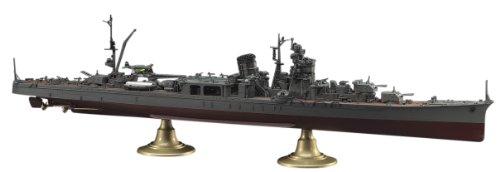 """1/350 日本海軍 軽巡洋艦 能代 """"レイテ沖海戦"""" (40084)"""