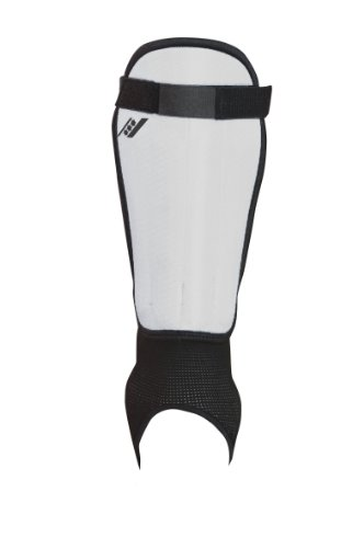 Rucanor Assist Shin Pad - White, Medium