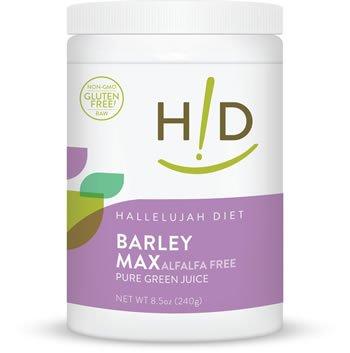 Barleymax Alfalfa Free 8.5 oz Powder, Hallelujah Acres