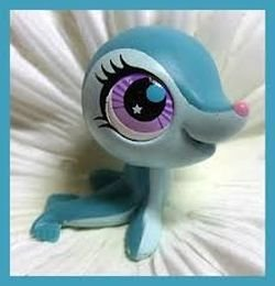 Littlest Pet Shop #2743 Seal
