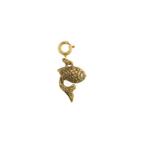 The Vatican Library Collection Coi Fish Love Charm