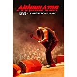 echange, troc Annihilator - Annihilator - live at masters of rock