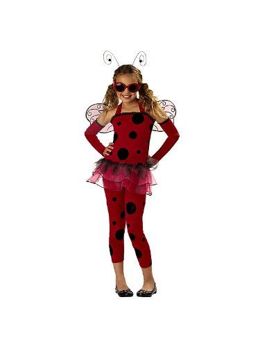 Sweet Love Bug Child Costume