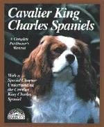 Barrons Books Cavalier King Charles Spaniels Manual