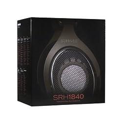 SHURE(シュア) プロフェッショナル・オープンバック・ヘッドホン SRH1840