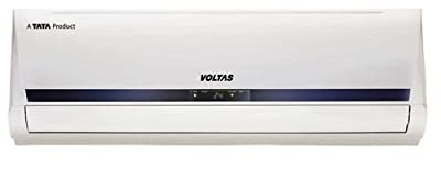 Voltas 245 DY Delux Y Series Split AC (2 Ton, 5 Star Rating, White)