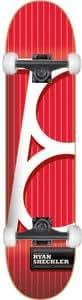 Plan B Sheckler Authentic Complete Skateboard - 7.7 w/Thunder Trucks