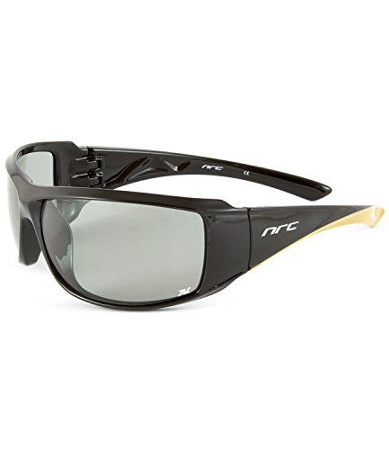NRC Zero_Line Z4.2PP Cycling Glasses One Size Black/Yellow