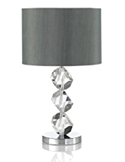Grace Igloo Glass Table Lamp