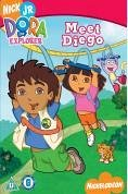 Dora The Explorer - Meet Diego [DVD] [2003]