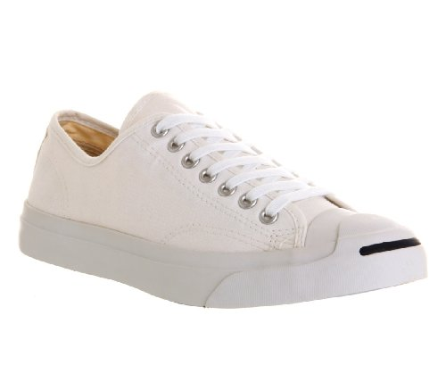 Converse Chuck Taylor Jack Purcell White Canvas size M9.5/W11