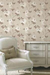 Fine Decor Romance Wallpaper - Neutral by New A-Brend