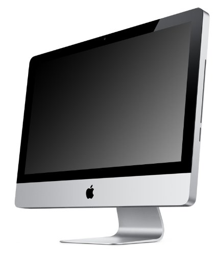 Apple iMac 21.5 - inch Desktop PC (Intel 3.06GHz, 2X2GB RAM, 500GB Hard Drive, 9400M-GBR)
