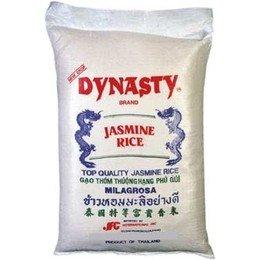 Amazon.com : Dynasty Jasmine Rice, 25-Pound : Dried White